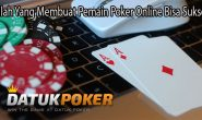 Inilah Yang Membuat Pemain Poker Online Bisa Sukses
